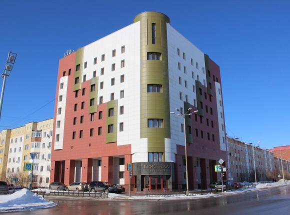 Гостиница Кристалл, Новый Уренгой