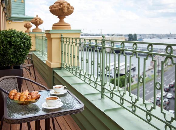 Отель Кортъярд Марриотт Васильевский, Санкт-Петербург