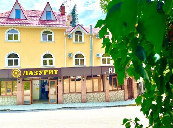 Гостевой дом Лазурит, Сочи