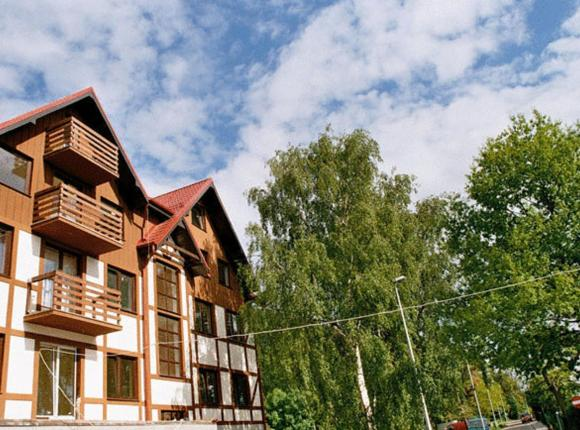 Kantal Apartamenty Hel, Хель