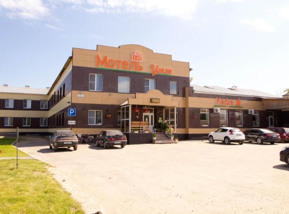 Мотель Уют, Пудож