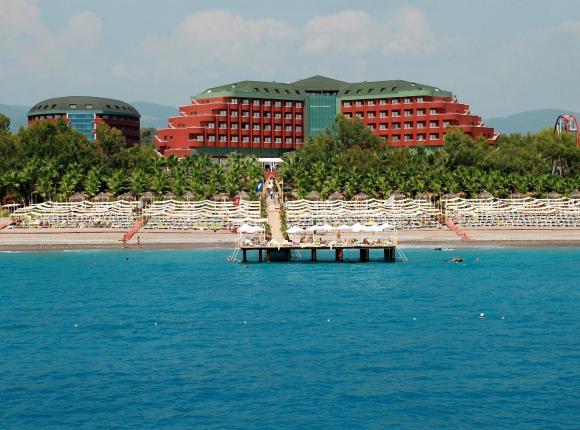 Курортный отель Delphin Deluxe Resort, Окурджалар