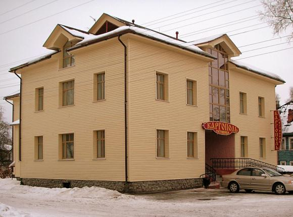 Отель Каргополь