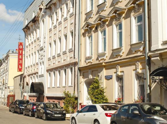 Отель Эрмитаж, Москва