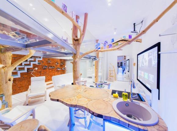 Апартаменты Мама Ро на Чистых Прудах, Москва