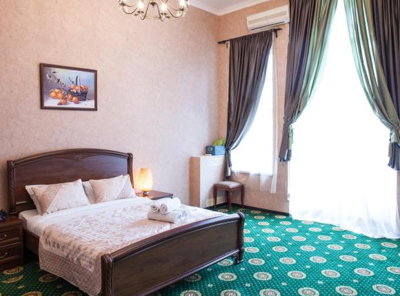 Отель Seven Hills на Лубянке, Москва