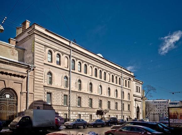 Peter Hostel, Санкт-Петербург