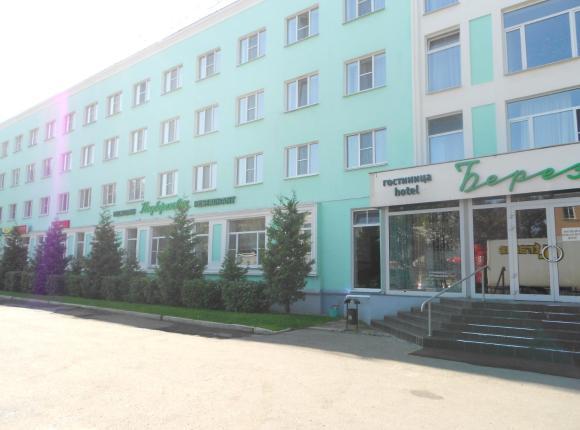 Гостиница Березка, Вышний Волочек