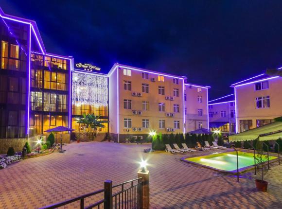 Отель Green Hosta, Хоста