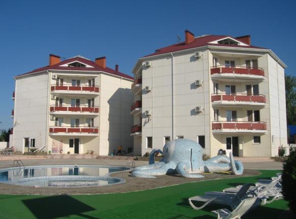 Курортный отель Сален, Витязево