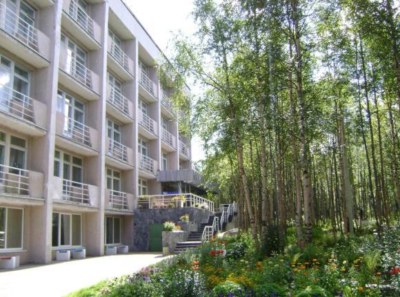 Курортный отель Изовела, Апатиты