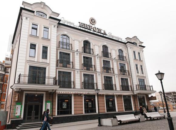Отель Европа, Казань
