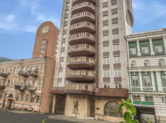 Отель Дон Кихот, Ростов-на-Дону