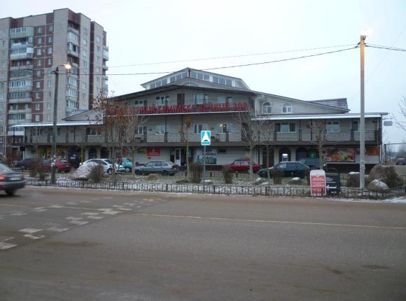 Гостевой дом Вечный Зов, Рославль