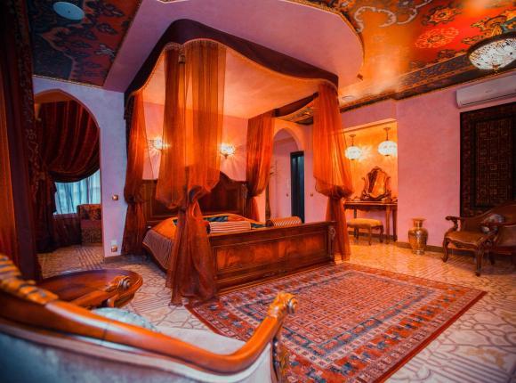 Отель Баккара, Челябинск