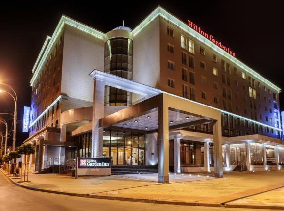Отель Hilton Garden Inn Krasnodar, Краснодар