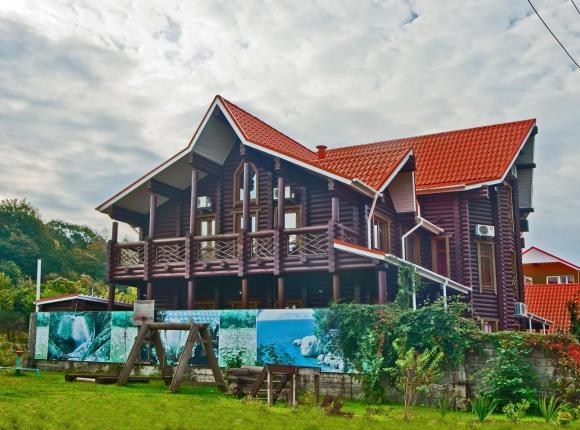 Гостевой дом Хобза Хутор, Лоо
