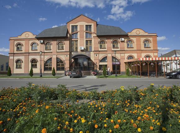 Отель Постоялый двор