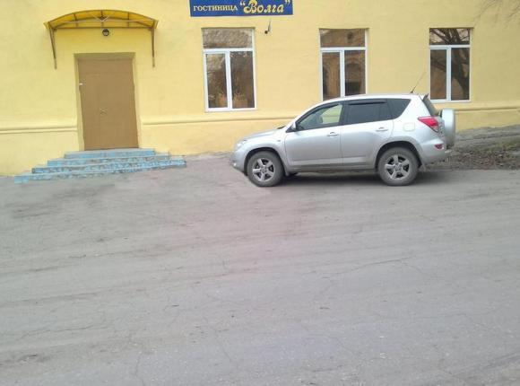 Отель Волга, Сызрань