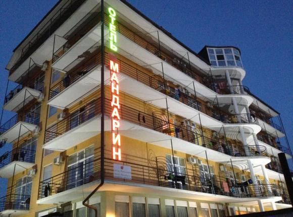 Отель Мандарин, Адлер