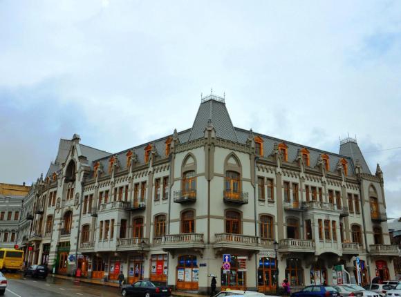 Отель Aleksandria