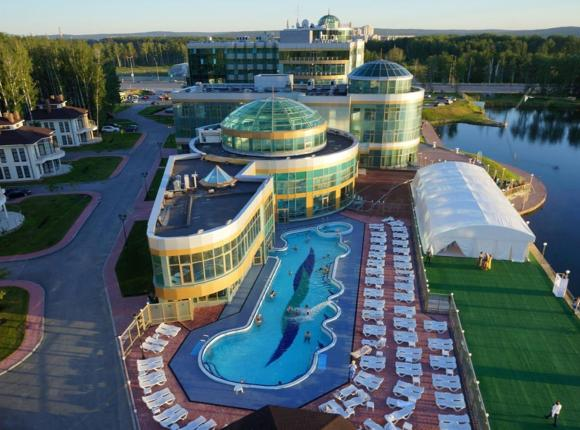 Отель Ramada By Wyndham Yekaterinburg Hotel & Spa, Екатеринбург