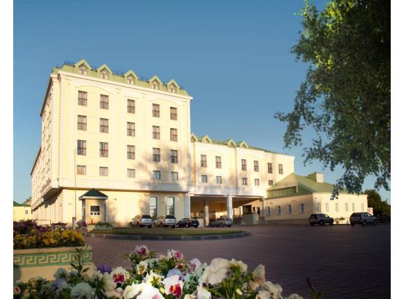 Отель Баташев, Выкса