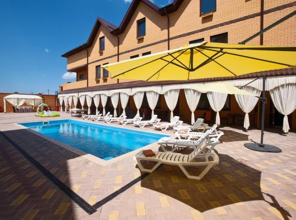Ресторанно-гостиничный комплекс Villa Stefano, Краснодар