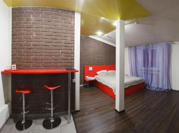 Отель Золотое Крыло на Бугарева, Новокузнецк