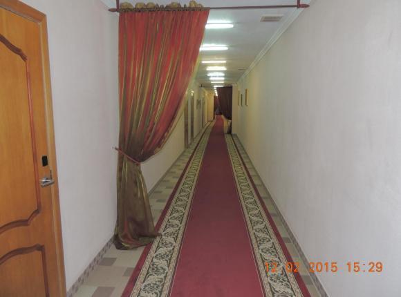 Отель Янтарь, Ярцево
