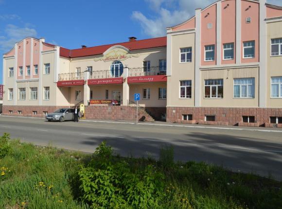 Отель Уездная, Троицк, Челябинская область