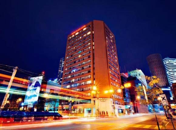 Bond Place Hotel, Торонто