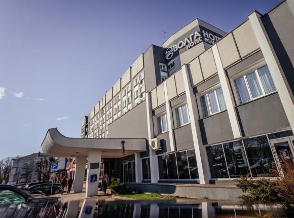 Отель Волга, Тверь