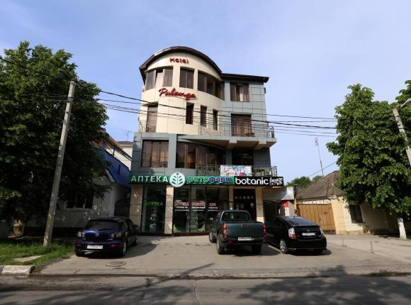 Отель Palanga, Анапа