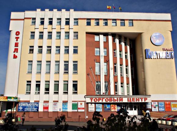 Гостиница Новый Континент, Новочебоксарск
