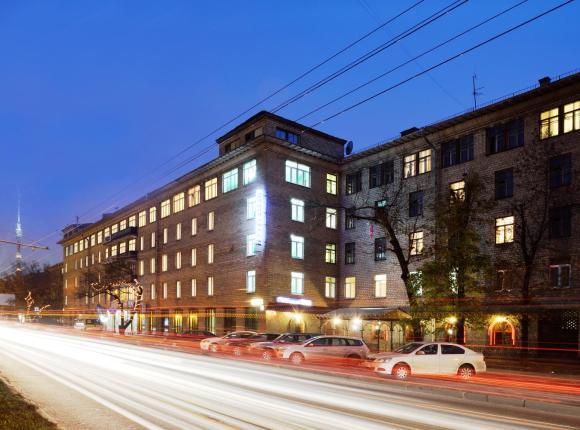Гостиница Останкино Сити, Москва
