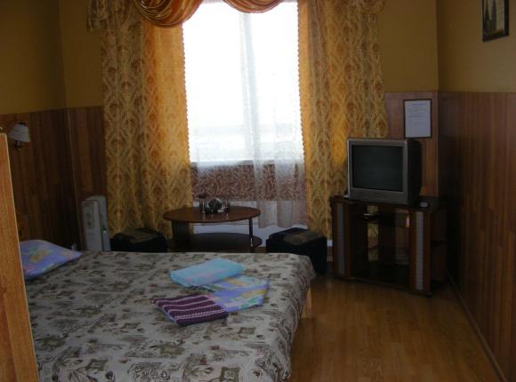 Мотель Турист, Новокузнецк
