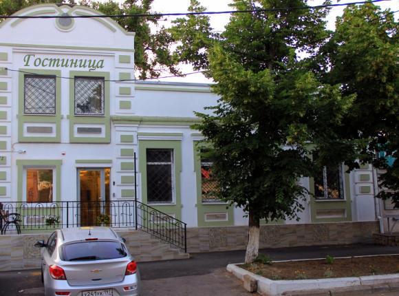 Отель Кубань Восток, Краснодар