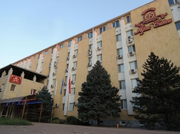 Гостиница Арт-Сити, Волгодонск