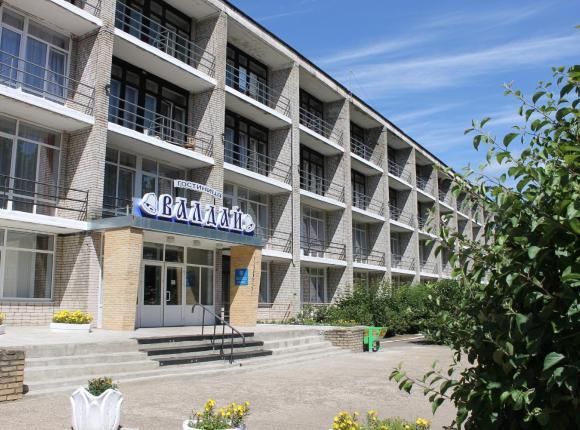Отель Валдай, Новгородская область