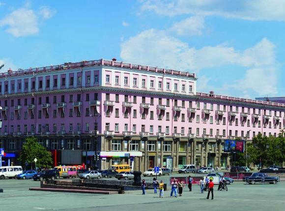 Отель Южный Урал, Челябинск