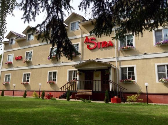Отель Астра, Туношна