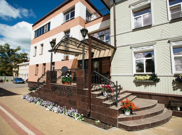 Отель История, Вологда