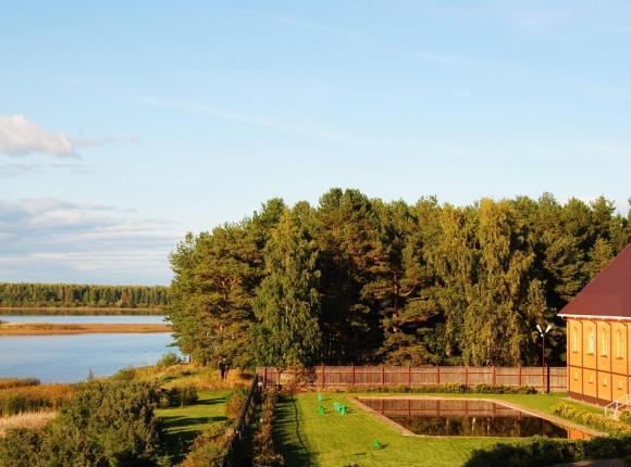 Отель Заповедные устья, Противье