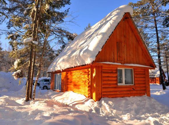 Парк-Отель Вепское Поместье, Байкальск