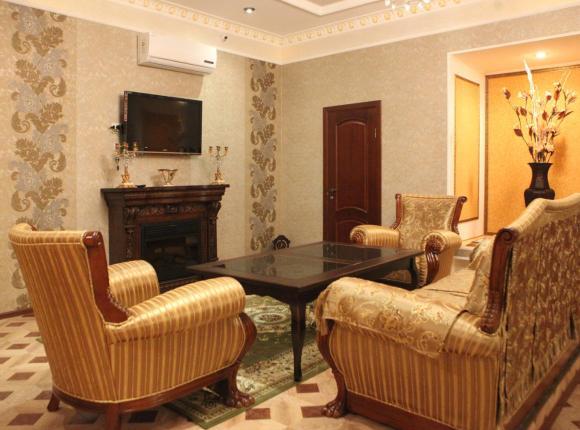 Отель Гранд Плаза, Георгиевск