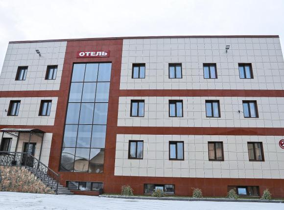Отель Антураж, Новосибирск