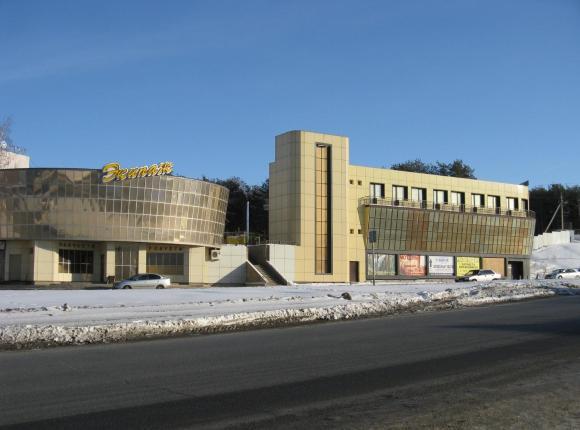 Мотель Вояж, Набережные Челны
