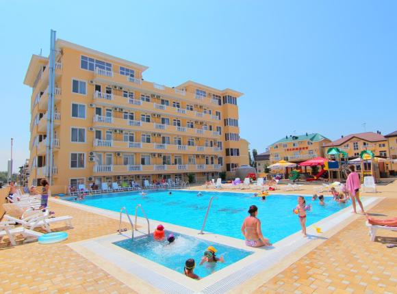 Отель Имера, Витязево