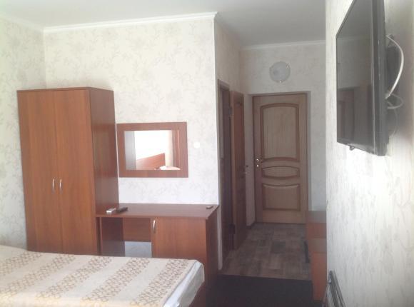 Отель Инн 8 Ветров, Лазаревское
